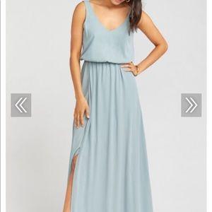 Show Me Your Mumu Kendall Maxi Dress Bridesmaids